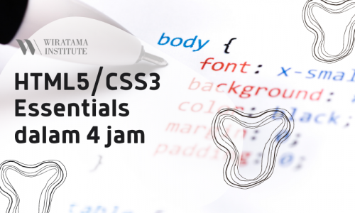 HTML5/CSS3 Essentials dalam 4 jam